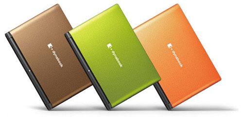 нетбук Toshiba Dynabook N300